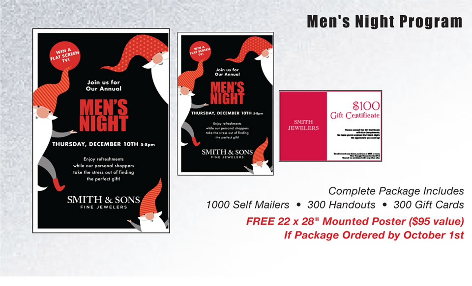 Men's Night Program